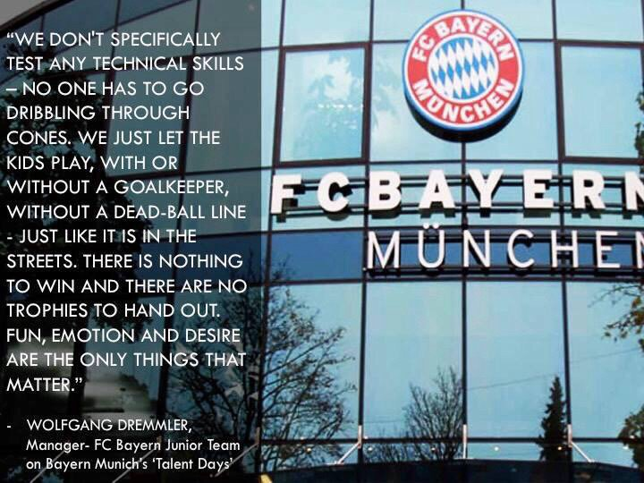 Bayern Munich quote
